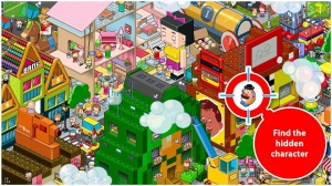 Androidアプリ「Where's my geek?」のスクリーンショット 1枚目