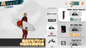 Androidアプリ「The Journey - サーフィンゲーム」のスクリーンショット 3枚目