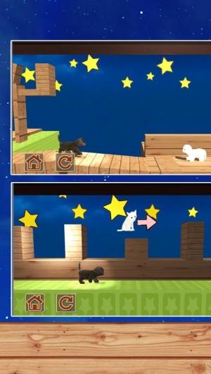 Androidアプリ「脱出ゲーム 猫と七夕さんぽ」のスクリーンショット 3枚目