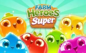 Androidアプリ「ファームヒーロー・スーパー」のスクリーンショット 5枚目
