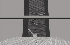 Androidアプリ「脱出!迷宮の棒人間」のスクリーンショット 1枚目