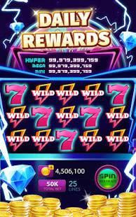 Androidアプリ「ジャックポット マジック スロット カジノアプリ」のスクリーンショット 5枚目