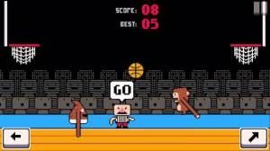 Androidアプリ「Dunkers - Basketball Madness」のスクリーンショット 5枚目