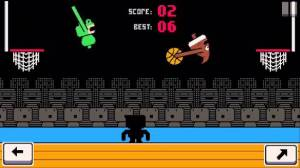 Androidアプリ「Dunkers - Basketball Madness」のスクリーンショット 1枚目