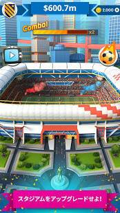 Androidアプリ「Tip Tap Soccer」のスクリーンショット 5枚目