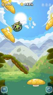 Androidアプリ「コロカメ Roll Turtle」のスクリーンショット 1枚目
