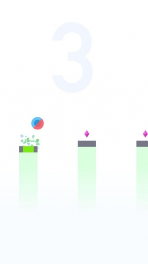 Androidアプリ「Bouncing Ball 2」のスクリーンショット 4枚目