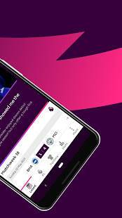 Androidアプリ「Premier League - Official App」のスクリーンショット 2枚目