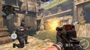 Androidアプリ「モダンストライクオンライン: 3D FPS シューティング 銃撃ゲーム」のスクリーンショット 2枚目