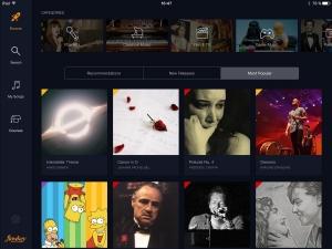 Androidアプリ「flowkey: Learn Piano」のスクリーンショット 5枚目