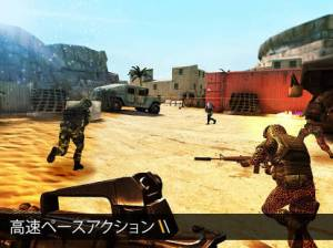 Androidアプリ「Bullet Force」のスクリーンショット 2枚目