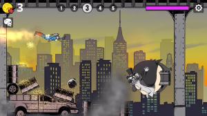Androidアプリ「LIMP HEROES -激ムズ物理アクション-」のスクリーンショット 3枚目