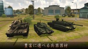 Androidアプリ「Armada Modern Tanks: 戦争兵器 - 無料3D戦車ゲーム」のスクリーンショット 2枚目