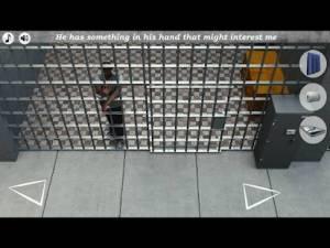 Androidアプリ「刑務所からの脱出」のスクリーンショット 1枚目