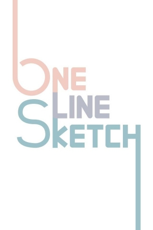 Androidアプリ「一筆スケッチ!!! ( One Line Sketch )」のスクリーンショット 1枚目