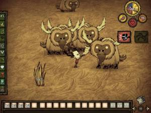Androidアプリ「Don't Starve: Pocket Edition」のスクリーンショット 3枚目