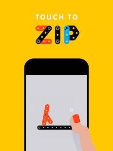 Androidアプリ「Zip Zap」のスクリーンショット 4枚目