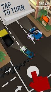 Androidアプリ「Drifty Chase」のスクリーンショット 1枚目