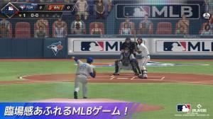 Androidアプリ「MLB:9イニングス20」のスクリーンショット 1枚目
