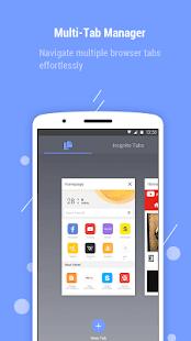Androidアプリ「Aceブラウザ – 速い」のスクリーンショット 4枚目