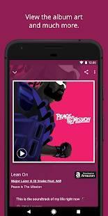 Androidアプリ「歌詞とのMusicID」のスクリーンショット 2枚目