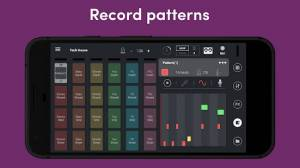 Androidアプリ「Remixlive - Remix & sample music」のスクリーンショット 5枚目