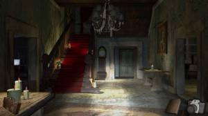 Androidアプリ「The Forgotten Room - The Paranormal Room Escape」のスクリーンショット 1枚目