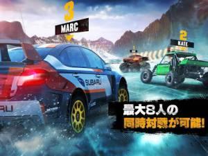 Androidアプリ「アスファルト:Xtreme-Rally Racing-」のスクリーンショット 4枚目