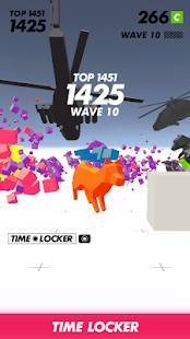 Androidアプリ「TIME LOCKER - Shooter」のスクリーンショット 5枚目