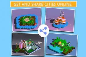 Androidアプリ「Blox 3D City」のスクリーンショット 3枚目