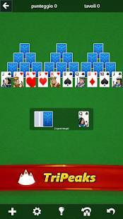 Androidアプリ「Microsoft Solitaire Collection」のスクリーンショット 5枚目