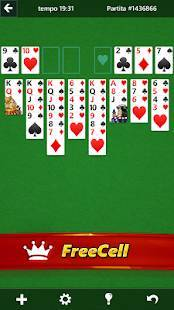 Androidアプリ「Microsoft Solitaire Collection」のスクリーンショット 4枚目
