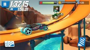 Androidアプリ「Hot Wheels: Race Off」のスクリーンショット 3枚目