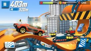 Androidアプリ「Hot Wheels: Race Off」のスクリーンショット 1枚目