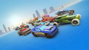 Androidアプリ「Hot Wheels: Race Off」のスクリーンショット 5枚目