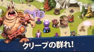 Androidアプリ「Castle Creeps TD」のスクリーンショット 4枚目