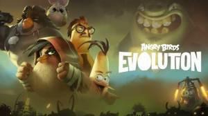 Androidアプリ「Angry Birds Evolution」のスクリーンショット 1枚目