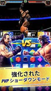 Androidアプリ「WWE Champions 2019 - 無料パズルRPGゲーム」のスクリーンショット 5枚目