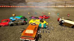 Androidアプリ「Derby Destruction Simulator」のスクリーンショット 5枚目
