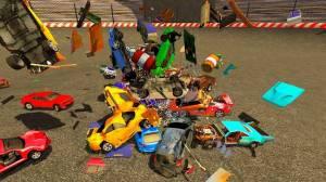 Androidアプリ「Derby Destruction Simulator」のスクリーンショット 1枚目
