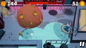 Androidアプリ「Danger Dodgers - 世界の終わりなき終わり」のスクリーンショット 3枚目