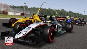 Androidアプリ「F1 2016」のスクリーンショット 5枚目