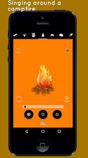 Androidアプリ「カラー懐中電灯 - ディスコライトLED 懐中電灯 アプリ」のスクリーンショット 2枚目