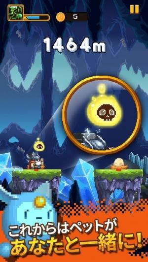 Androidアプリ「FantaStick Heroes」のスクリーンショット 4枚目