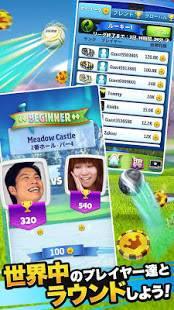 Androidアプリ「ゴルフクラッシュ」のスクリーンショット 4枚目