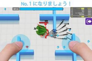 Androidアプリ「アーチャー大作戦」のスクリーンショット 2枚目