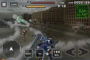Androidアプリ「Destroy Gunners Σ」のスクリーンショット 2枚目
