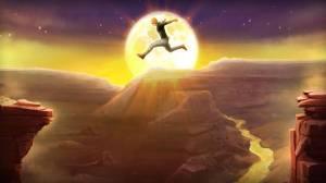 Androidアプリ「Sky Dancer Run - Running Game」のスクリーンショット 1枚目