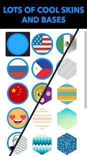 Androidアプリ「Hexar.io - io games」のスクリーンショット 4枚目