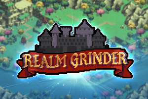 Androidアプリ「Realm Grinder」のスクリーンショット 1枚目